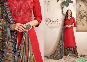 Kala Fashion Ishqbaaz Winter Collection 1005