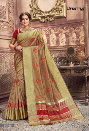 Lifestyle Saree Shubh Laxmi 60186