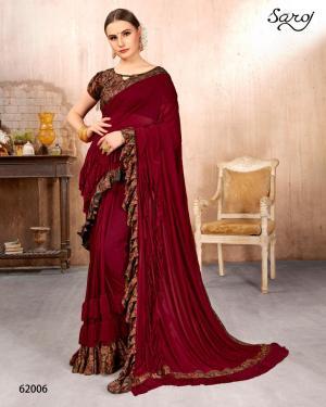 Saroj Saree HotLady 62006