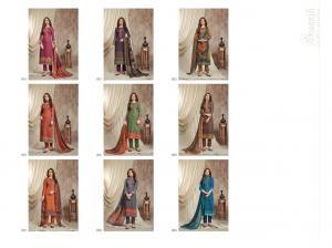 Bela Fashion Saanjh 801-808