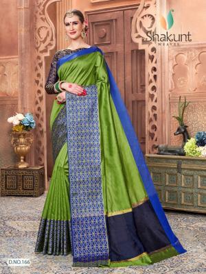 Shakunt Saree Nandita 166