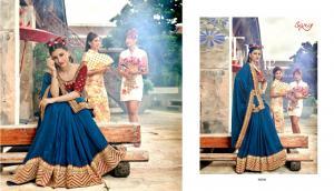 Saroj Saree Fanna 46006