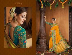 Kimora Fashion Sunehri 1103