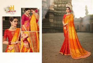 Kessi Fabrics Bandhej 1036