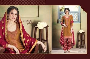 Kessi Fabric Shangar By Patiala House 4016