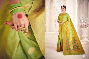 Raj Sanskar Maharani Silk 311