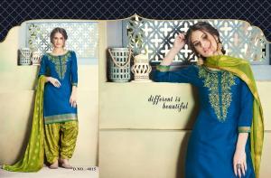 Kessi Fabric Shangar By Patiala House 4015