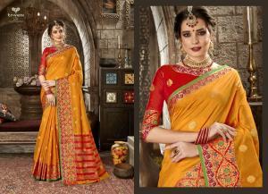 Triveni Saree Aanchal 26602