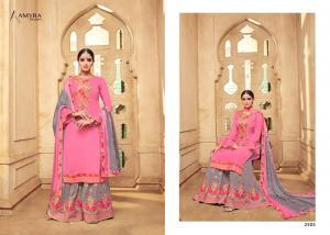 Amyra Designer Gharana 2505
