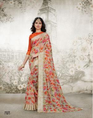 Shangrila Saree Kanchan 4928