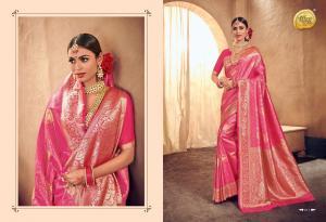 Raj Sanskar Queen Brocade Silk 611
