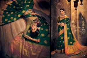 Raj Sanskar Chakrika Silk 106