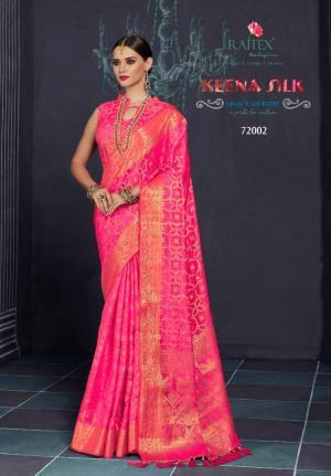 Rajtex Saree Keena Silk 72002