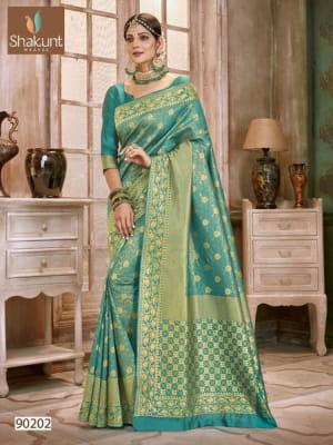 Shakunt Saree Prabhodini 90202
