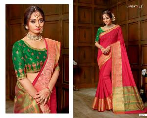 Lifestyle Saree Meera 54970