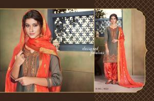 Kessi Fabric Shangar By Patiala House 4022