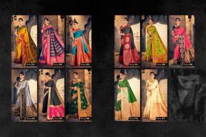 Raj Sanskar Chakrika Silk 101-111