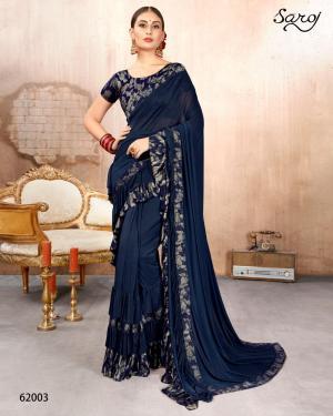 Saroj Saree HotLady 62003