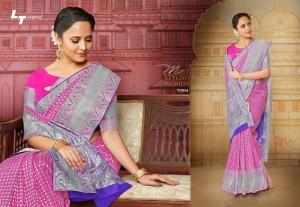 LT Fabrics Sakhi 71004