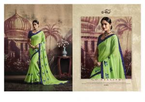 Palav Fabrics Shankham 6366