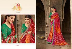 Kessi Fabrics Bandhej 1031