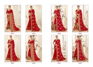 Triveni Saree Bandhan 50601-50608