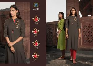 Kalki Fashion Pehchan 18002