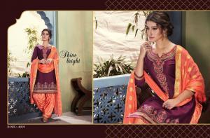 Kessi Fabric Shangar By Patiala House 4019
