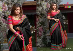 Varsiddhi Fashions Mintorsi Keshar Cotton 11902 B