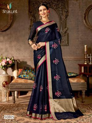 Shakunt Saree Shobha 50805