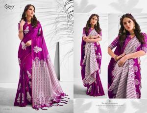 Saroj Saree Sargam 210005