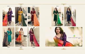 Vinay Fashion Kaseesh Banaras 9871-9878