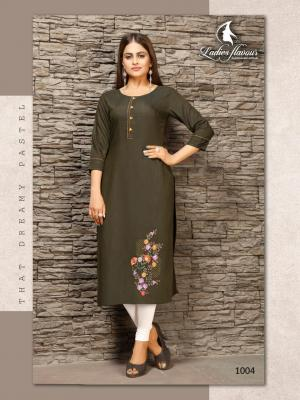 Ladies Flavour Miss-India 1004