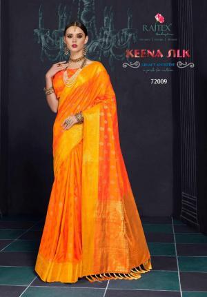 Rajtex Saree Keena Silk 72009