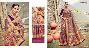 Lifestyle Saree Shivalika 60901