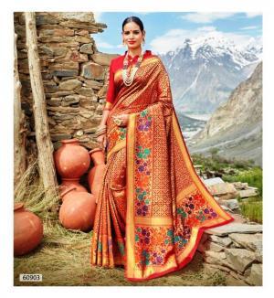 Lifestyle Saree Shivalika 60903