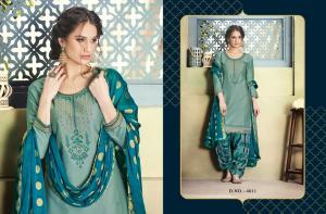 Kessi Fabric Shangar By Patiala House 4011