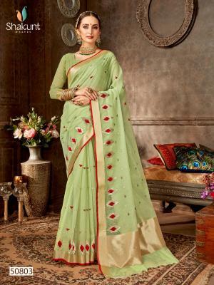 Shakunt Saree Shobha 50803