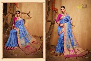Style Instant Banarasi Silk 1263
