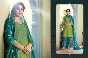 Kessi Fabric Shangar By Patiala House 4020