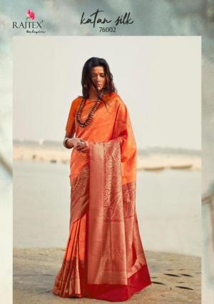 Rajtex Saree Katan Silk 76002