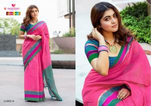 Varsiddhi Fashions Mintorsi Keshar Cotton 11903 A