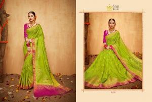 Style Instant Banarasi Silk 1258