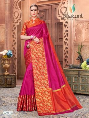Shakunt Saree Nandita 165