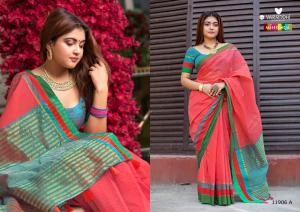 Varsiddhi Fashions Mintorsi Keshar Cotton 11906 A