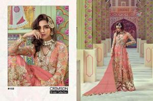 Shree Fabs Crimson Bridal Collection 8132