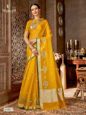 Shakunt Saree Shobha 50807