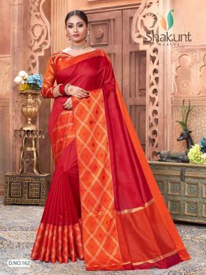 Shakunt Saree Nandita 162