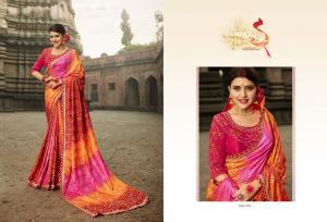 Kessi Fabrics Bandhej 1033