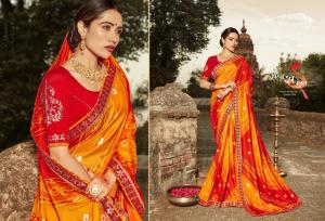 Kessi Fabrics Bandhej 1034
